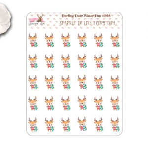 water fun planner stickers