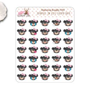 buttercup emojis stickers