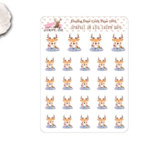 darling deer crafttime stickers